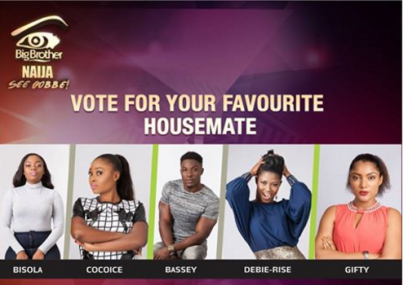 Nigerians React As 5 Housemates Are Nominated For Evictions This Week