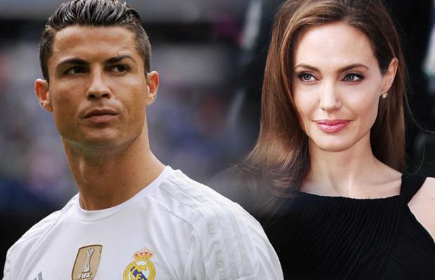 Cristiano Ronaldo To Make TV Debut Alongside Angelina Jolie In Drama Series