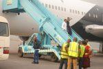Photo Speak:  41 Nigerians Deported From UK