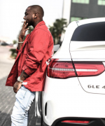 Davido Spotted Smoking Weed 2days After Declaring He Wants To Serve God For The Rest Of His Life