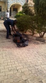Depressed Doctor Commits Suicide In Abuja, Sets Himself On Fire