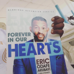 RIP! First Pictures from Funeral Of Late Singer, Eric Arubayi