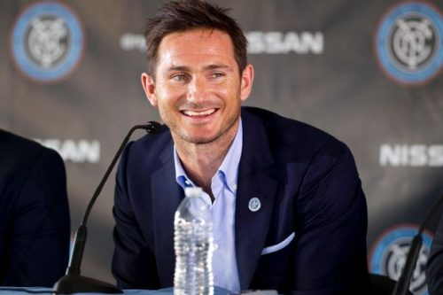 England Offers Frank Lampard Job As Coach In Youth Setup
