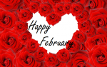 Happy New Month Of February People