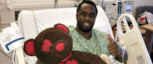 Diddy Feels Closer To God After Overcoming 3rd Consecutive Surgery