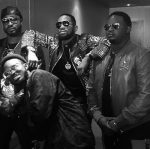 Something Cooking? D'banj, Wande Coal, Harrysong Spotted Together in Atlanta [Photos]