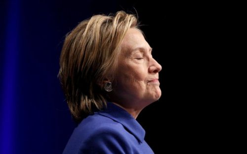 Hilary Clinton Mocks Donald Trump Over Loss Of Appeal Case