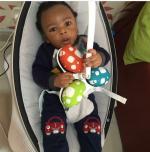 Tonto Dikeh's Husband Writes Hearty Birthday Message To Son