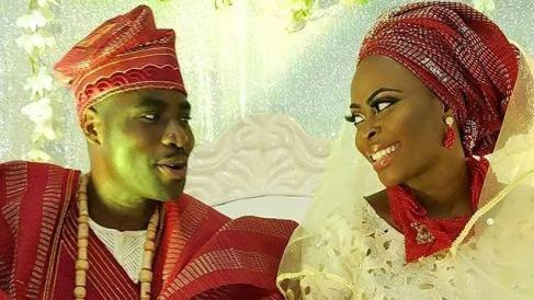 Popular Yoruba Actor, Ibrahim Chatta Welcomes First Child With New Wife