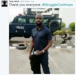 #FreeAudu: Police Release Audu Makori
