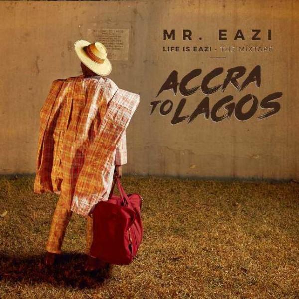 Mr Eazi's Mixtape, 'Accra To Lagos' Tops UK iTunes World Music Chart