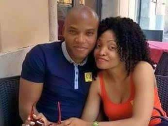 """He Is Ready To Sacrifice I & His Children For Biafra Struggle"" – Nnamdi Kanu's Wife Reveals"