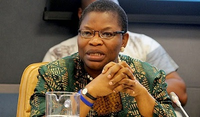 Oby Ezekwesili Condemns Lagos Ban On Imminent February 6th Protest
