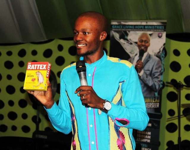 SA Pastor Makes Congregation Drink Rat Poison As Part Of Healing Session [Photos]