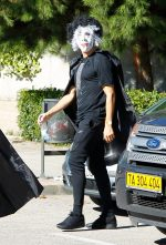 Cristiano Ronaldo Is Our Ultimate Daddy Goal! See How He Showed Up Unexpectedly At Son's School In Gleeful Masked Parade