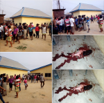 Woman Pregnant For Two Years Gives Birth To Goat In Portharcourt(Viewer Discretion)