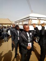 Photos: Sports Minister, Solomon Dalung Lays Wife To Rest
