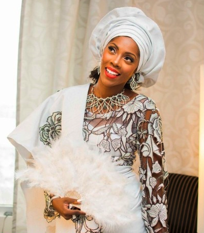 Funke Akindele Praises Tiwa Savage In Loving Birthday Message