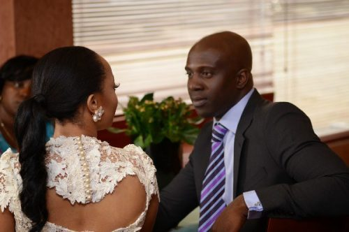 Game On! Maje Ayida Slams Toke Makinwa With N100m Defamation Lawsuit