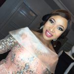 Tonto Dikeh Glows As She Steps Out In Chic Outfit [Photos]