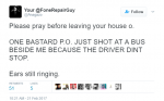 Trigger Happy Police Officer Allegedly Guns Down Driver For Disobeying Traffic Light In Lagos