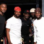 Pictures From Triple MG CEO, Ubi Franklin's Birthday Bash