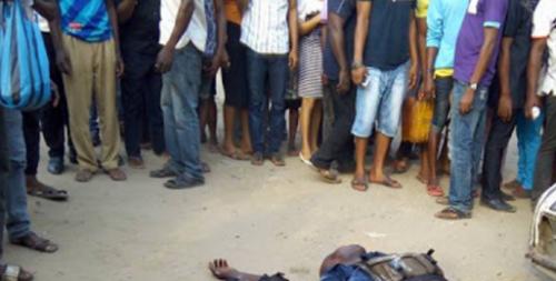 Mystery Gunmen Shoot Down 4 Vigilante Members In Abia State [Graphic]