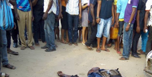 Mystery Gunmen Shoot Down 4 Vigilante Members In Abia State [Graphic]