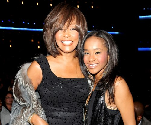 Life Story Of Late Whitney Houston's Daughter, Bobbi Kristina To Be Documented Into Movie