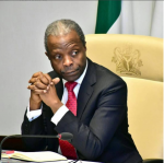 Buhari Commends Osinbajo, Tells Him To Continue Governance