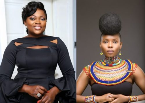 Funke Akindele, Yemi Alade, Trevor Noah Nominated For 'Favorite African Star' At Nickelodeon Kid Choice Awards 2017 [Full List]