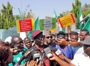 Charly Boy Leads New Wave Of Protests Today With NLC & TUC