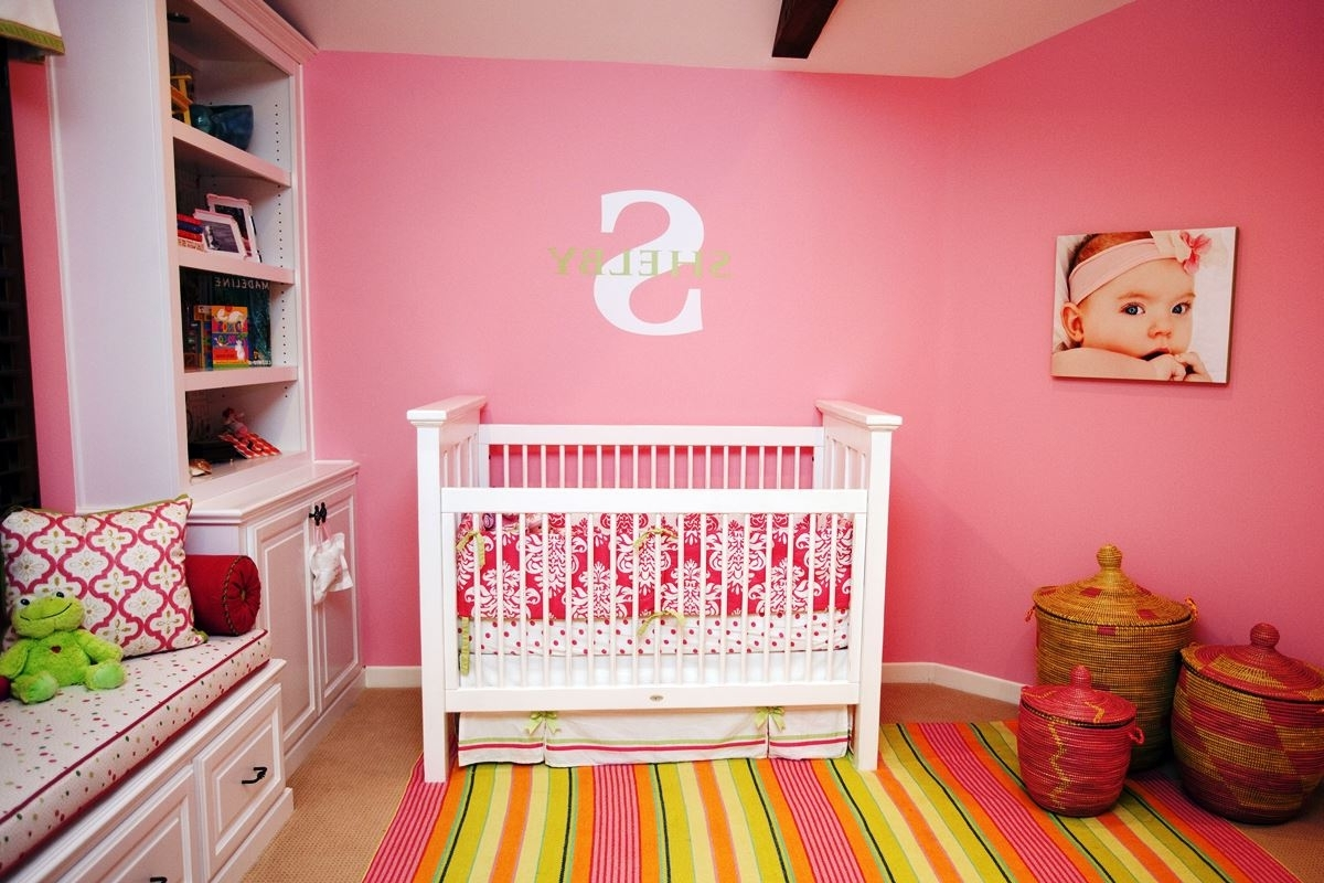 Gorgeous interior design ideas for baby rooms mojidelano com for Simple nursery design