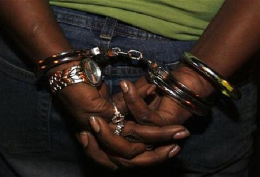 Nigerian Lady Faces Jail Time For Stealing Bride's Money At Wedding