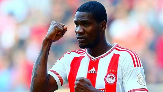 Super Eagles Striker, Brown Ideye Seals Moves To Mikel's Chinese Club