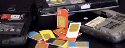 Registration Of SIM Cards Is Henceforth Illegal – FG