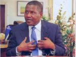 The Cost Of Production Of Rice Locally In Nigeria Is Exceedingly High – Dangote