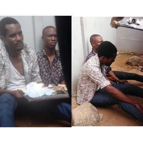 Just In! $2900 Dollars Recovered From Seun Egbegbe's Under Pants