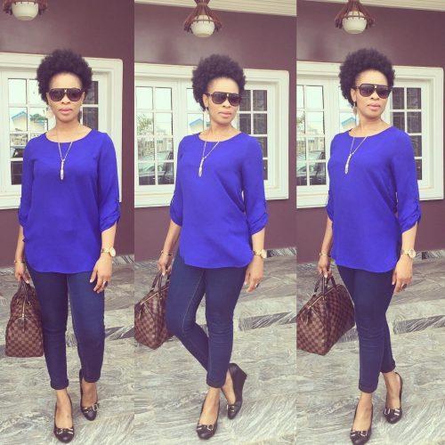 Actress Georgina Onuoha Says She's Headed To Ibadan 'To Beat' Journalist Kemi Olunloyo, Kemi Olunloyo Responds