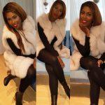 Tiwa Savage Stuns In New Photos, Rocks Hermes Bag Worth Over N7 Million