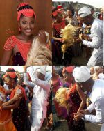 More Photos From Actress Yvonne Jegede And Bukky Ajayi's Son Kunle Fawole's Wedding