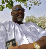 Senator Dino Melaye Shows Off Customized Vertu Phone