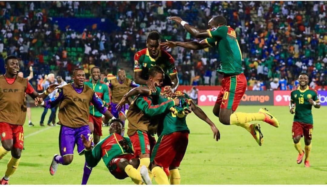 Cameroon Wins AFCON 2017
