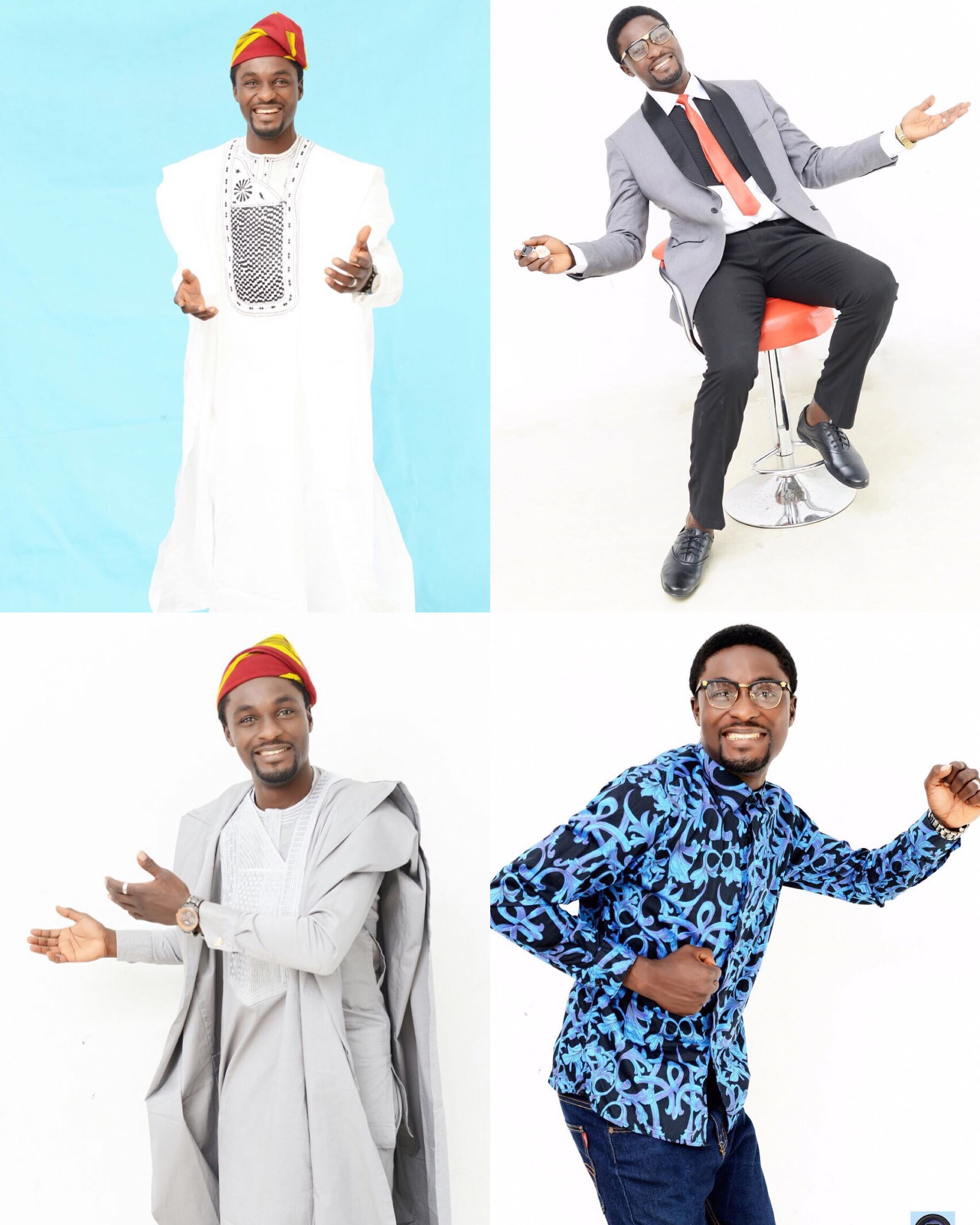 Actor Adeniyi Johnson Celebrates Birthday With New Photos