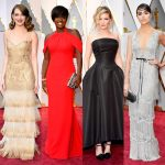 Golden Night! See How Hollywood's Alist Stars Dazzled On The Red Carpet Of The 89th Oscar Awards