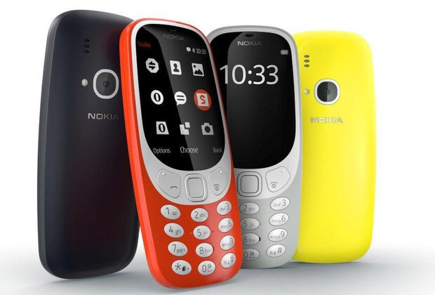 Nokia Relaunches Its Classic 3310 Model 17 Years Later With 1 Month Battery Life And  Better 'Snake'
