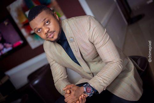 Actor Ken Erics Ugo Celebrates Birthday With New Photos