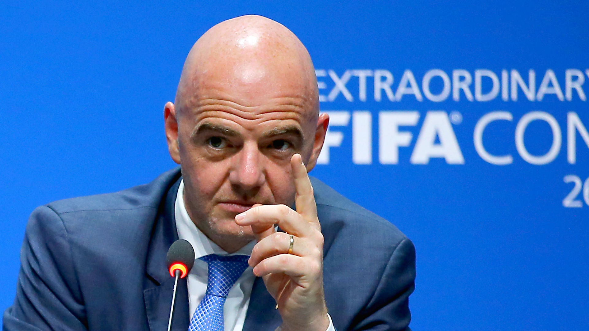 FIFA President, Gianni Infantino To Visit Ghana