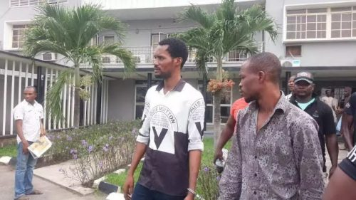 Seun Egbegbe Reportedly Adjusting Well To Life Behind Bars In Ikoyi Prison