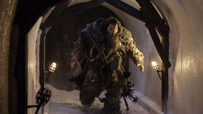 Game Of Thrones Actor & UK's Tallest Man, Neil Fingleton Dead At 36